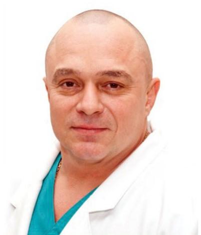 Врач хирург первой категории - Баринов Игорь Владимирович