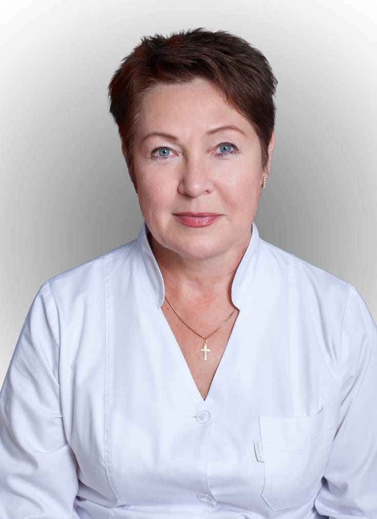 Врач эндоскопист - Ершова Светлана Юрьевна