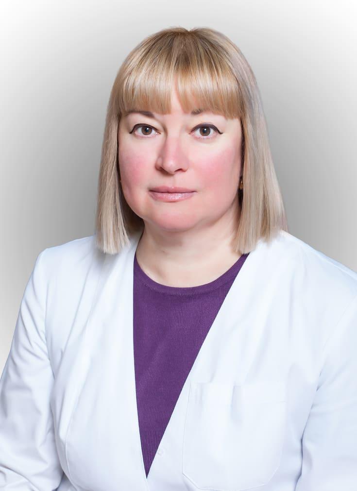 Детский невролог - Коноваленко Ольга Викторовна
