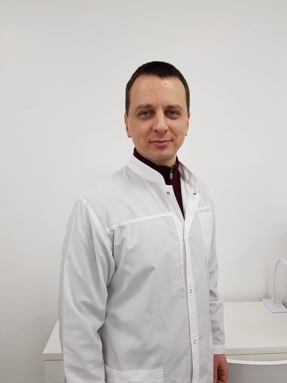 врач-хирург первой категории - Носов Артем Юрьевич