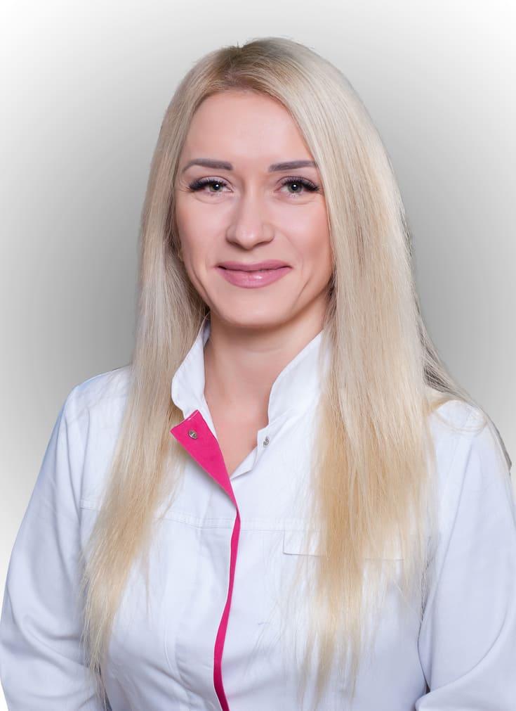 Врач эндокринолог - Полешко Екатерина Владимировна