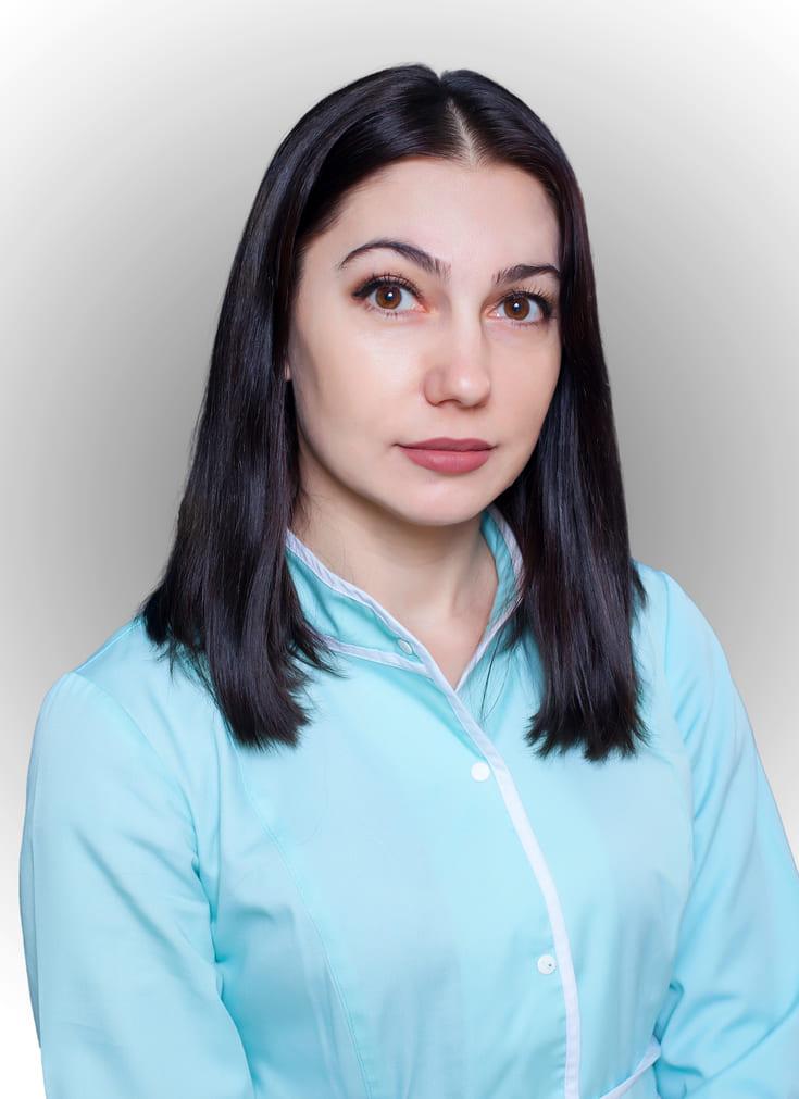 Врач ультразвуковой диагностики - Синенькая Екатерина Анатольевна