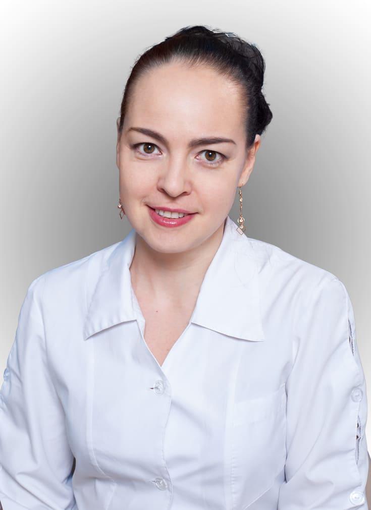 Детский гастроэнтеролог - Васьковская Ярослава Витальевна